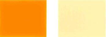 Пігмент-жовтий-1103RL-Колір